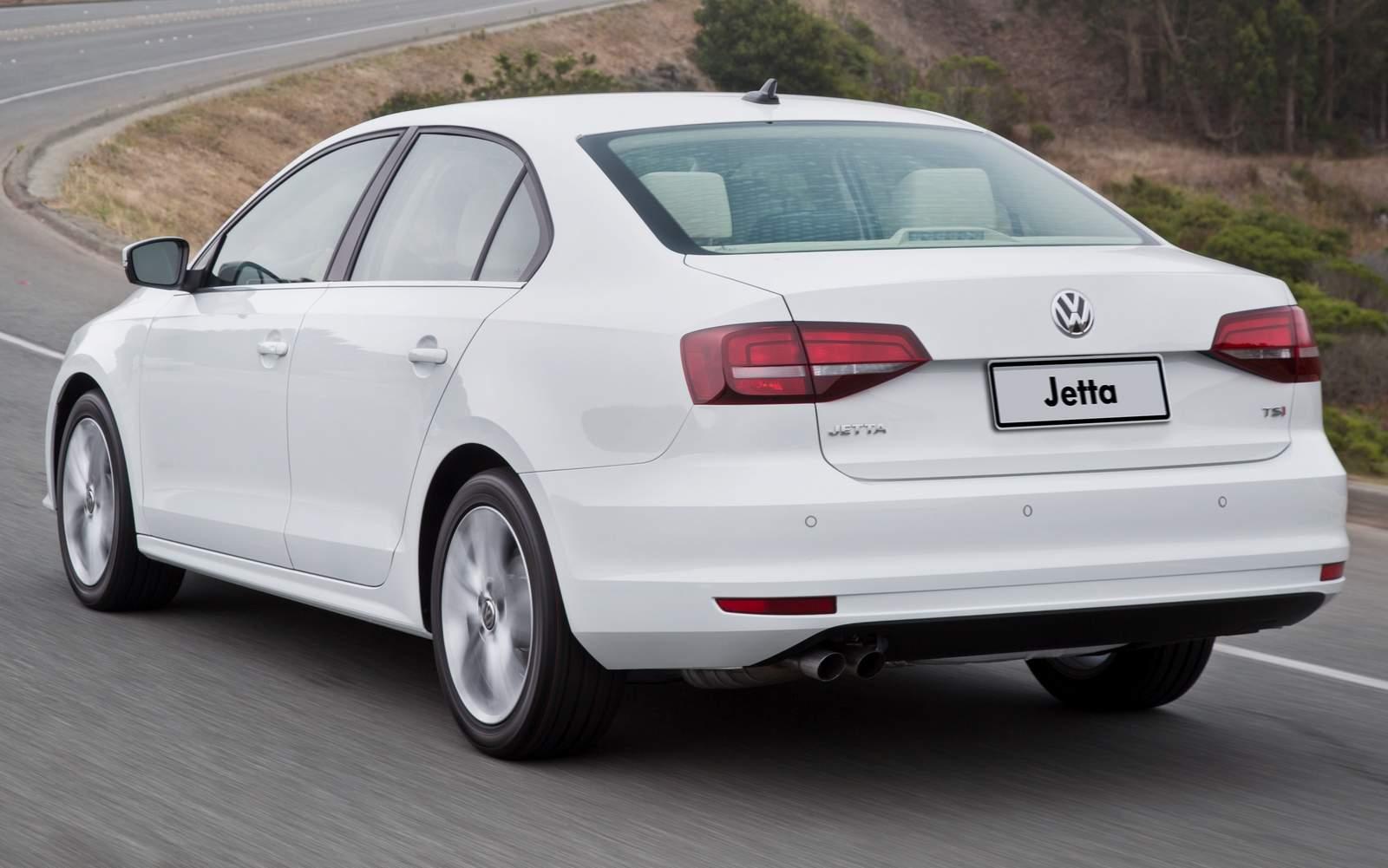 VW Jetta 2.0 TSI
