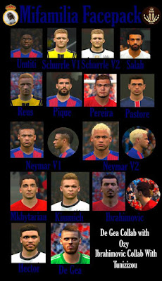 Mifamilia Facepack Pes 2016 By The White Demon