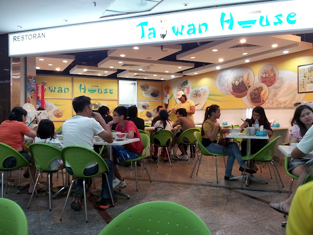 Makan-Makan | Taiwan House @ Ampang Point !