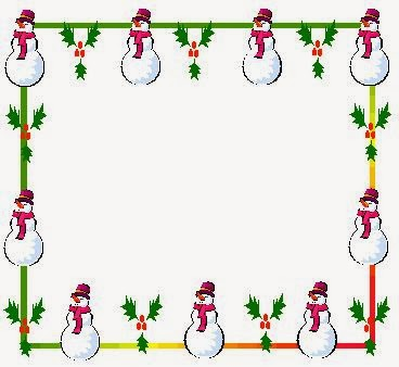 christmas borders, cute christmas borders, christmas ...