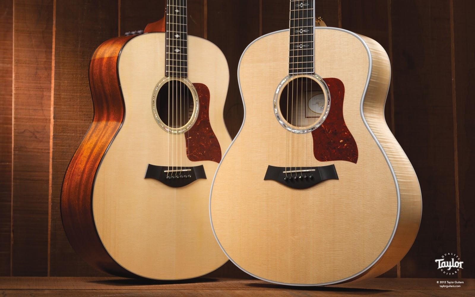 taylor guitars wallpapers - photo #3
