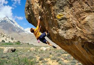 Adventure Mountain Climbing Wallpaper