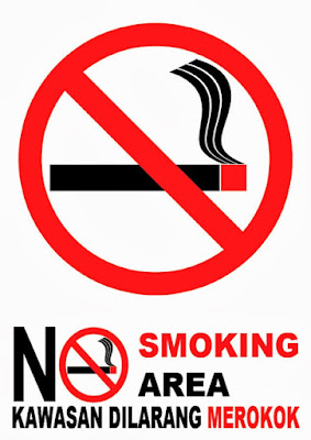 Poster No Smoking