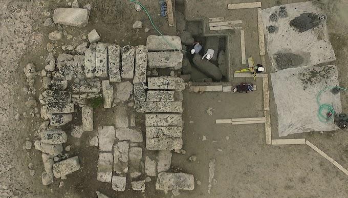 Εξαιρετικά ευρήματα στον κορινθιακό λιμένα του Λεχαίου