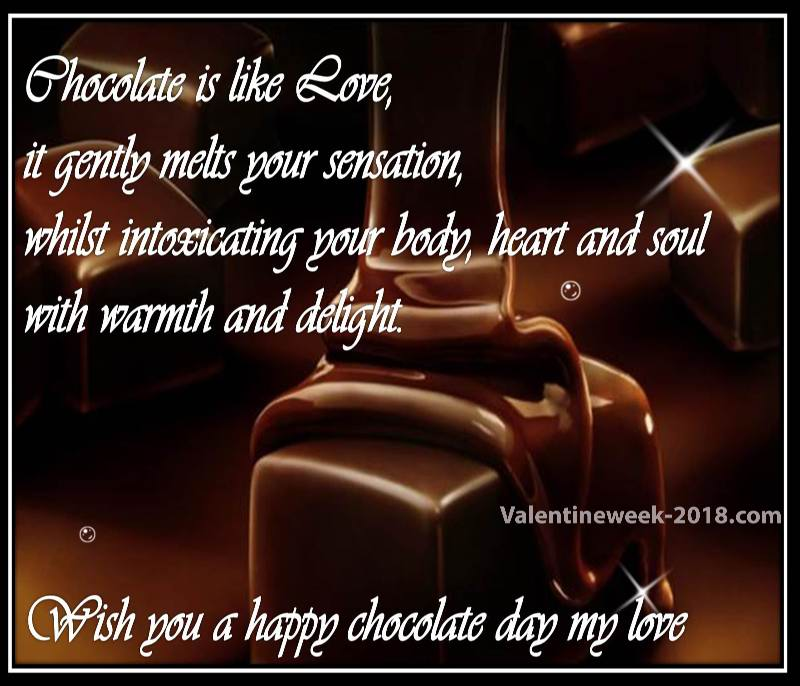 Happy chocolate day images hd 2018