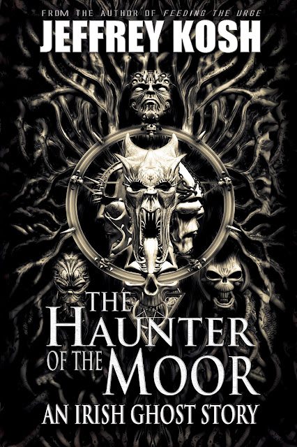 My 5-Star review for The Haunter of the Moor by Jeffrey Kosh