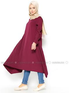 Model baju muslim untuk pesta