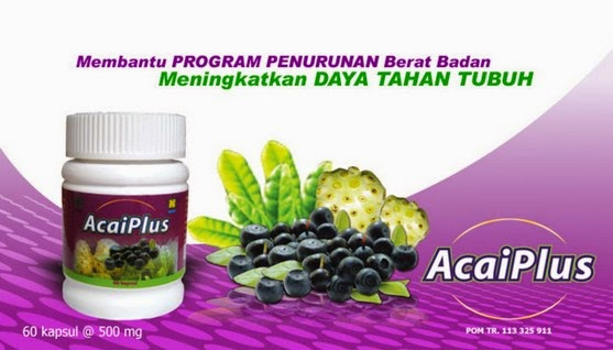Acai Plus Distributor Nasa Aceh