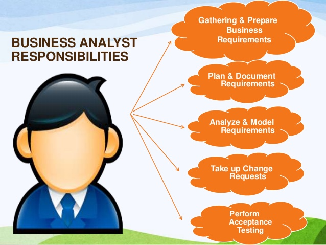 Business Analyst Job Description  Business Analyst