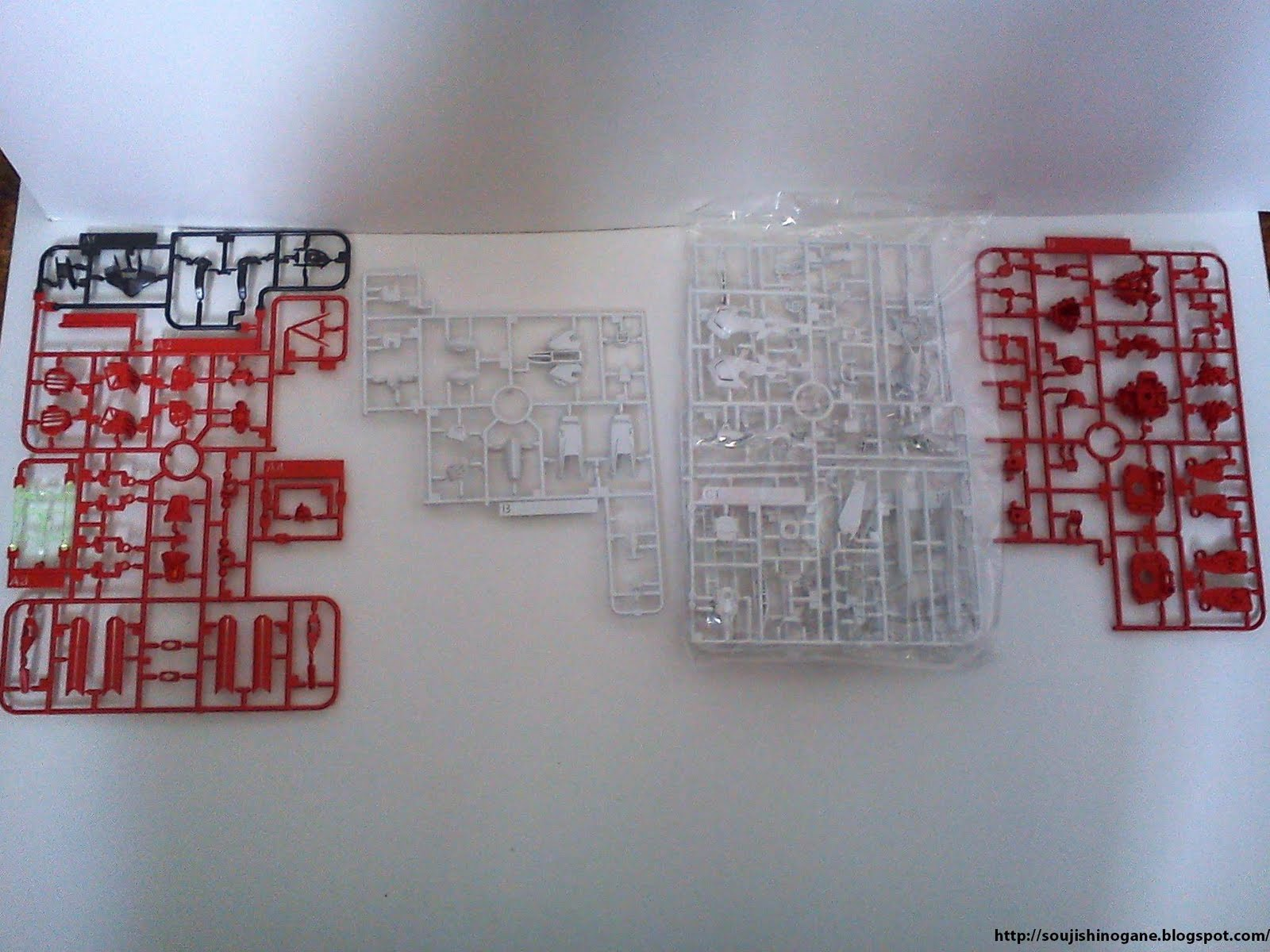 Shirogane Len ザ Blog Mg Gundam Astray Red Frame Kai