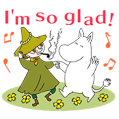 Moomin: Animated Politeness