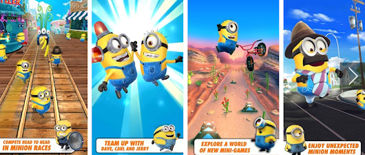 How to Hack Despicable Me - Minion Rush (PC) mod new apk 2017