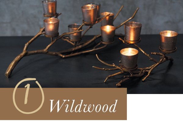 Accent Decor Bestseller: The Wildwood Votive Branch