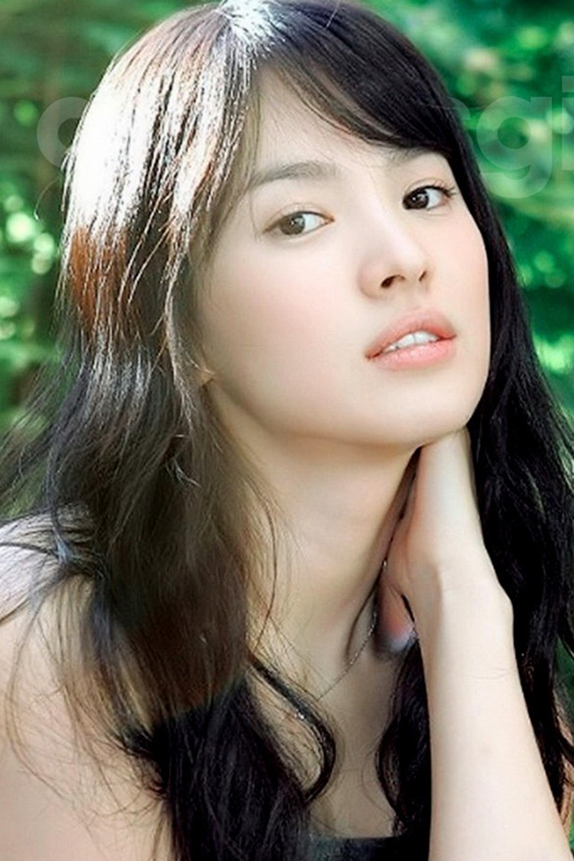 Song Hye Kyo South Korean Actress