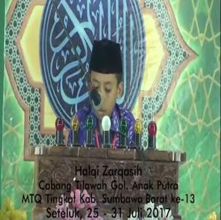 Mp3 Tilawah Qori' Anak-Anak Halqi Zarqasih (Surat Al Hasyr Ayat 21)