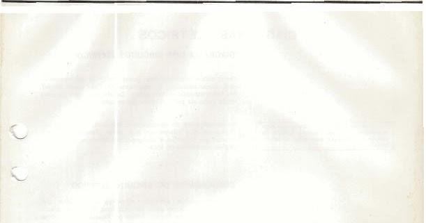 MANUAIS DO PROPRIETÁRIO: MANUAL MECÂNICO CHEVETTE (ELÉTRICA)