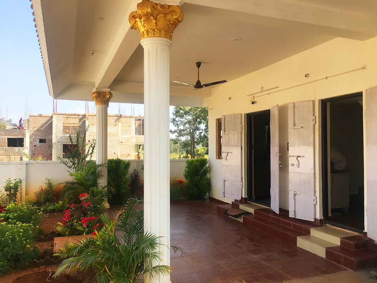 luxury homestays in yelagiri hills