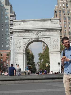 Greenwich Village Washington Square