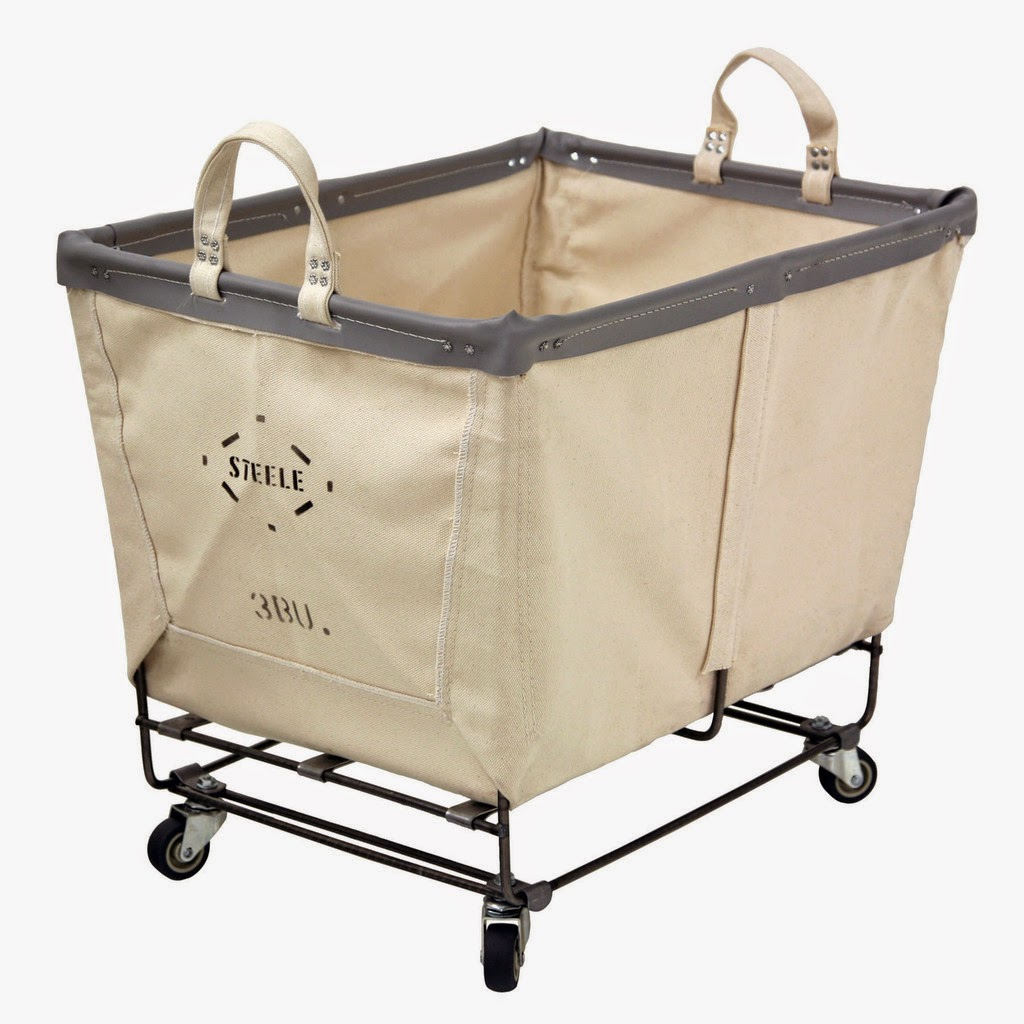 Laundry Bin With Wheels Time Warp Wives Consumers Guide My Wish List Laundry
