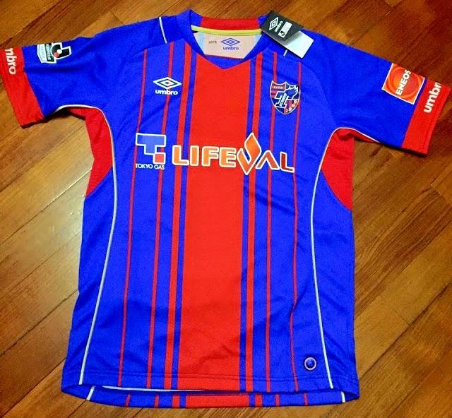 Jersey TOKYO FC Home 2014 Klub Liga Jepang
