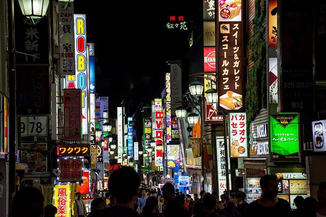cestování po světě, blog, japonsko, tokyo, tokio, kabukicho
