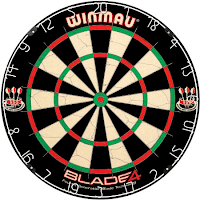 Winmau Blade 4 Bristle Dartboard Review