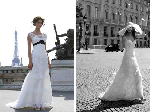 Loja de vestidos Cymbeline em Paris