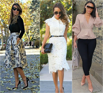 Moda feminina 2018