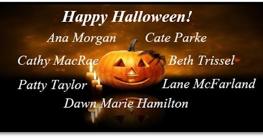 Facebook Halloween Party Invitation - October 30th 5:30 to 8:00 pm EDT