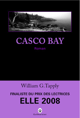Casco bay de William G. Tapply gallmeister