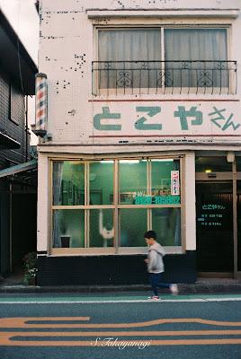 小江戸 川越散歩 ミノルタ フィルムカメラ