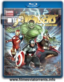 Os Vingadores Unidos (Avengers Assemble) 1ª Temporada Completa Torrent