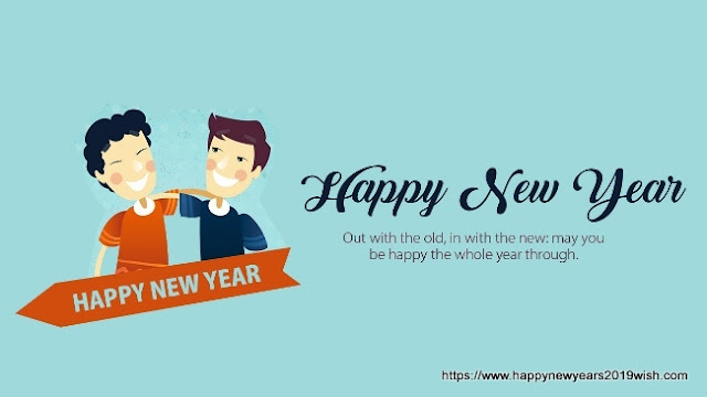 Happy New Year Wishes, Quotes, Messages & SMS  2019