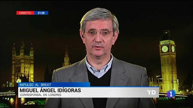noticia televisión