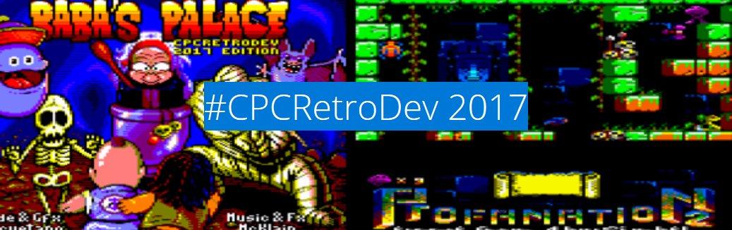 #CPCRetroDev Game Creation Contest