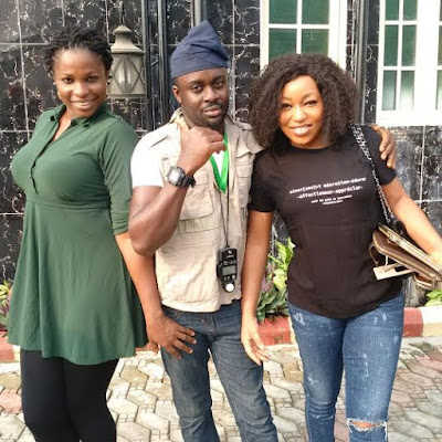 One Room Movie: The Trailer & Rita Dominic like you haven\'t seen her ...