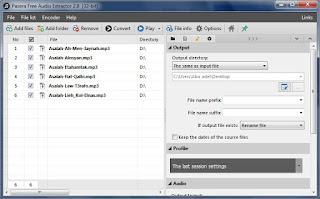 برنامج, استخراج, الصوت, من, الفيديو, Pazera ,Free ,Audio ,Extractor, اخر, اصدار