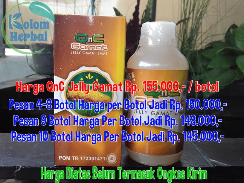 Penjual QnC Jelly Gamat di Bengkalis