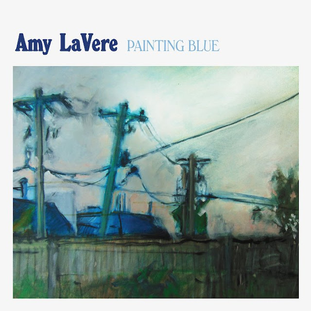 Amy LaVere - Painting blue (2019)