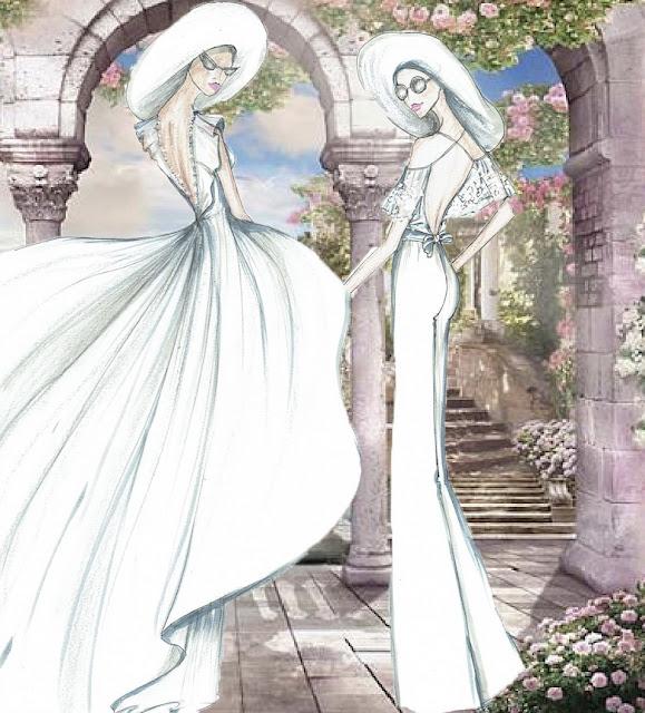 FANNY LIAUTARD, créatrice de mode, robe de mariée, robe de soirée, tailleurs, sur mesure Paris