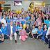 Cesfam Rauco Conmemoró el Día Internacional del Cáncer Infantil en Apoyo a Julián Astorga