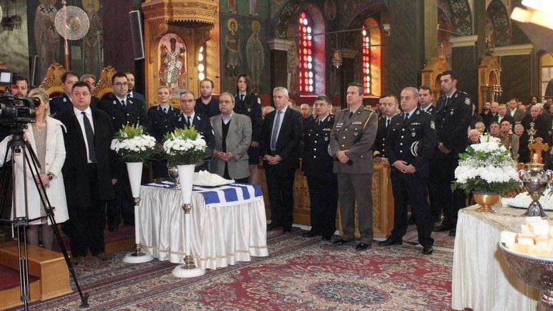 Αλεξανδρούπολη: Μνημόσυνο στη μνήμη των πεσόντων Αστυνομικών κατά την εκτέλεση του καθήκοντος