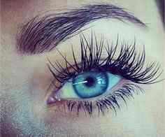 increase the intensity and length of eyelashes