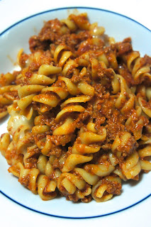 Buffalo Turkey Pasta: Savory Sweet and Satisfying