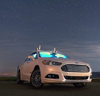 Self-driving Cars With Extreme Night Navigation Capabilities Unveiled by Ford