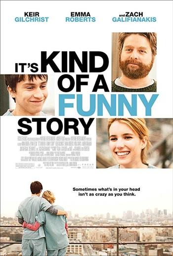 Its Kind of a Funny Story 2010 Dual Audio Hindi 300mb Movie Download