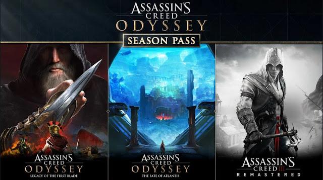 刺客教條 : 奧德賽 (Assassin's Creed Odyssey) - Unisoft
