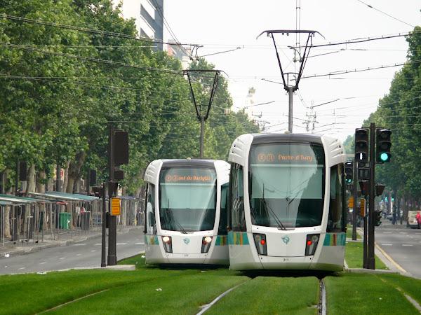 Seputar Paris dengan Public Transport: Nggak Perlu Nyetir!