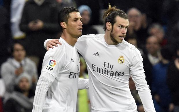 Rio Ferdinand : City Tak Akan Bisa Redam Ronaldo - Bale