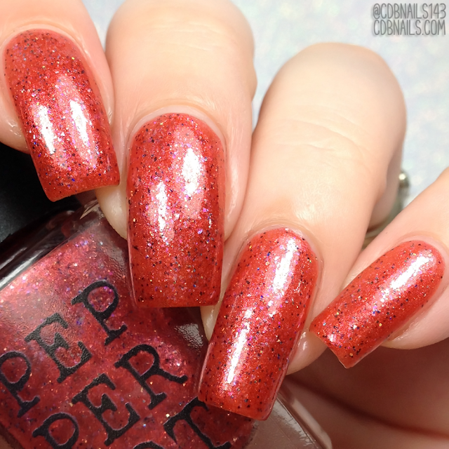 Pepper Pot Polish-I'm Walkin' Here!